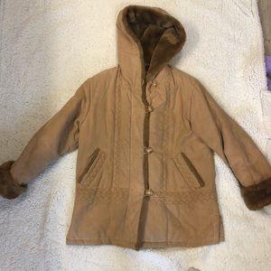 Jackets & Blazers - Faux Fur Winter Coat